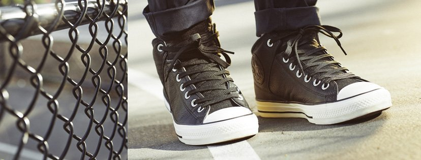 Blog article page cover Converse autumn winter