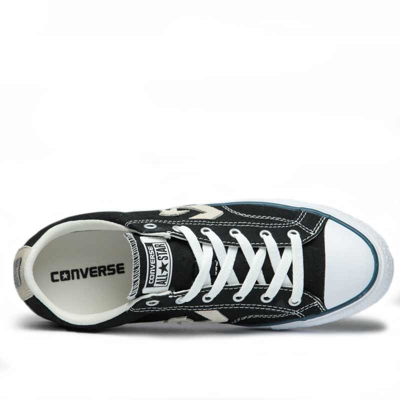 Converse boty Star Player OX Black Milk top