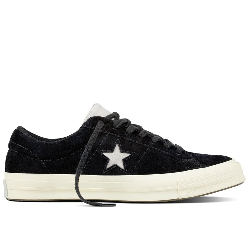 Converse boty One Star Tropical Feet Black right