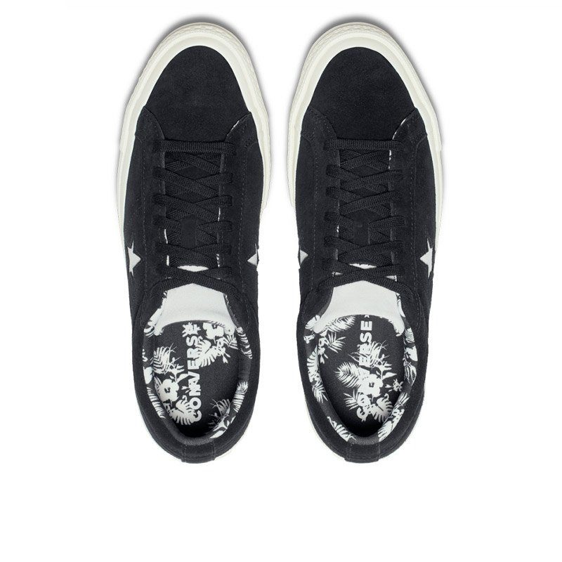 Converse boty One Star Tropical Feet Black top
