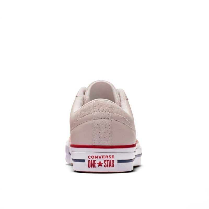 Converse Boty One Star Heritage Low Top Pink back