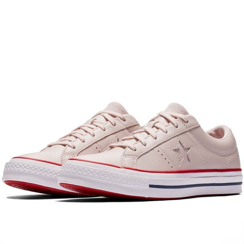 Converse Boty One Star Heritage Low Top Pink pair