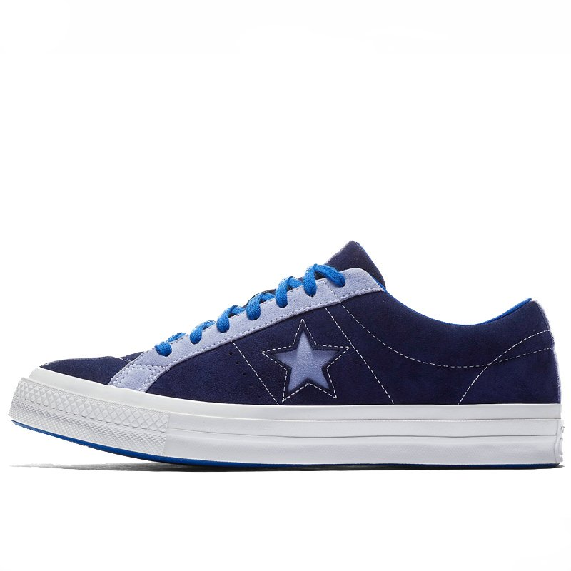 Converse Boty Panské One Star Carnival Blue Low Top left