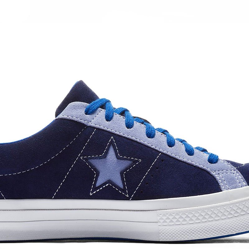 Converse Boty Panské One Star Carnival Blue Low Top main