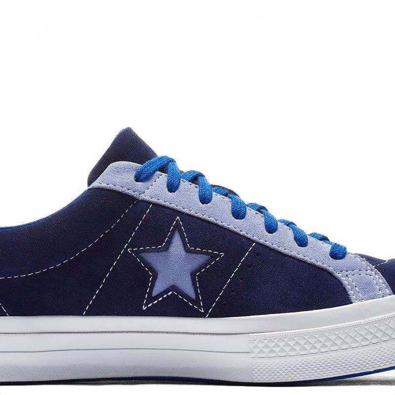 Converse Boty Panské One Star Carnival Blue Low Top main