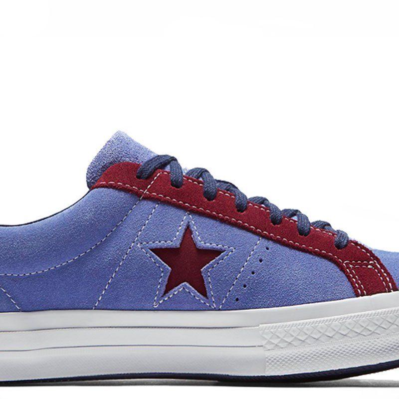 Dámské tenisky Converse One Star Carnival Perwinkle main