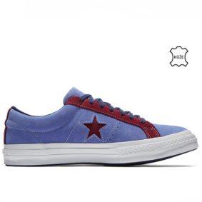 Dámské tenisky Converse One Star Carnival Perwinkle right