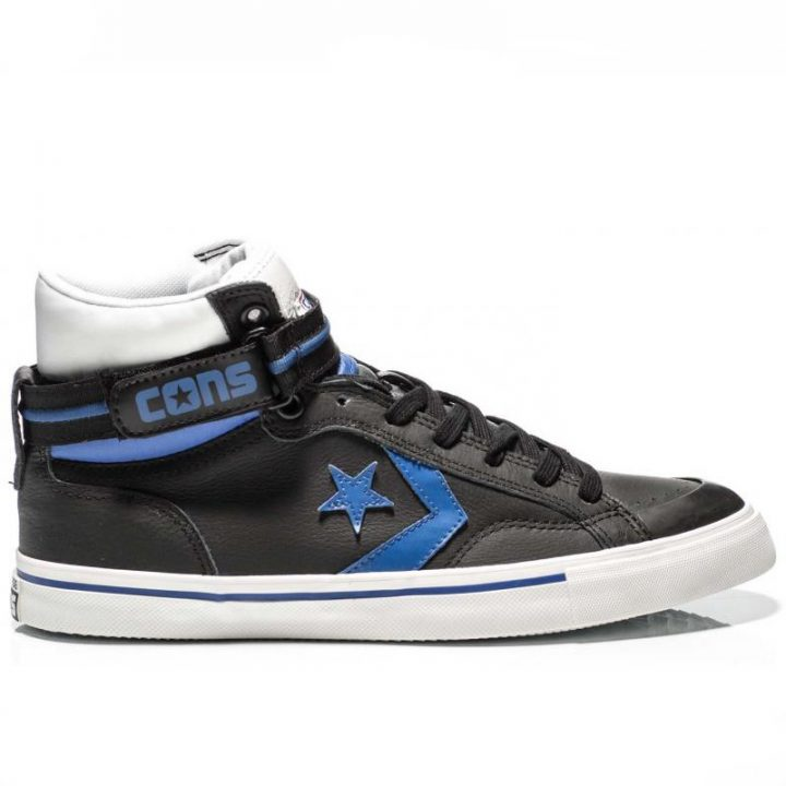 Converse kožené Star Player Leather Black