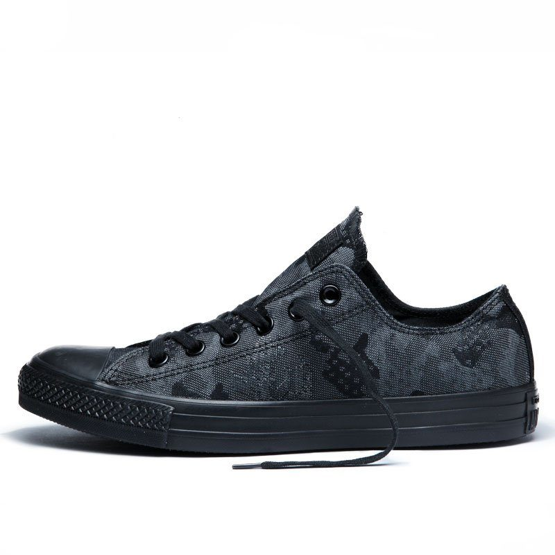 Converse boty Chuck Taylor Jacquard Ox Storm Wind left