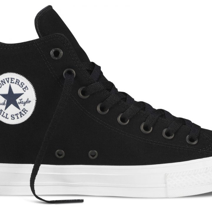 Converse boty Chuck Taylor All Star II Core Black main