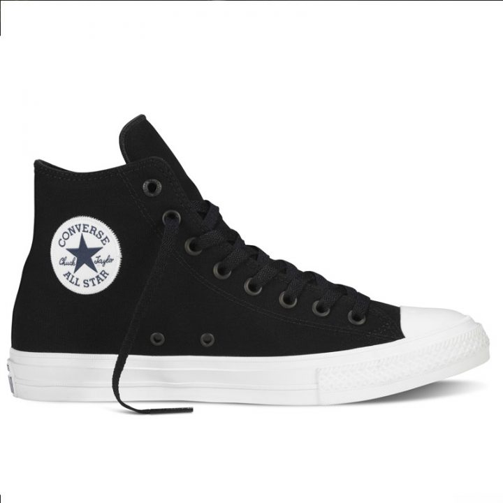 Converse boty Chuck Taylor All Star II Core Black right