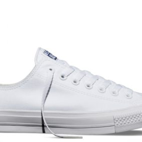 Converse Chuck boty Taylor All Star II Core White Low main