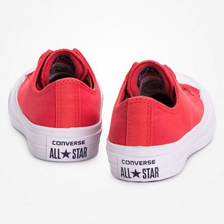 Converse boty Chuck Taylor All Star II NEON Red pair