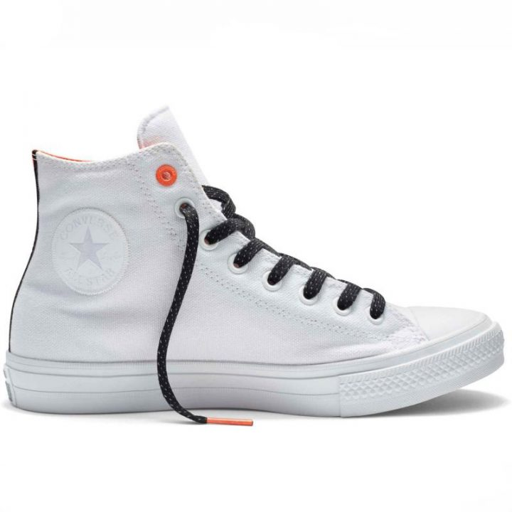 Converse boty Chuck Taylor II Counter Climate White right