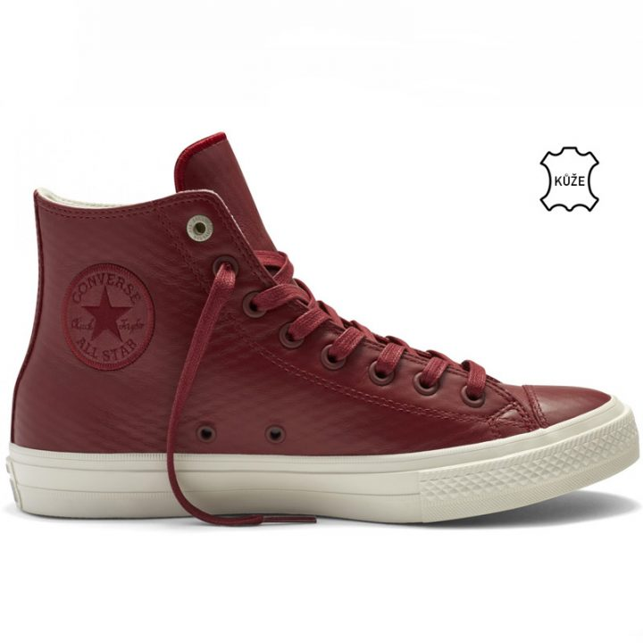 Converse boty Chuck Taylor All Star II Mesh Backed Leather right