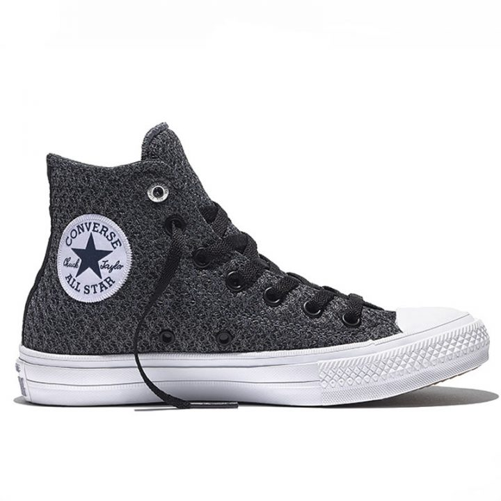 Converse Stelka Lunarlon Chuck Taylor II Breathable Thunder right