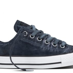 Converse boty Chuck Taylor All Star Kent Wash Low close