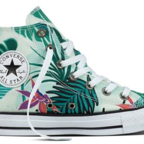 Converse boty Chuck Taylor All Star Tropical Print main