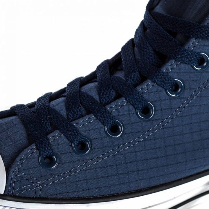 Boty Converse Chuck Taylor All Star Classic Hi Perf Ripstop Athletic Navy detail