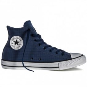 Boty Converse Chuck Taylor All Star Classic Hi Perf Ripstop Athletic Navy right