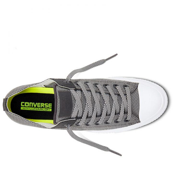 Converse boty Chuck Taylor All Star II Basket Weave top