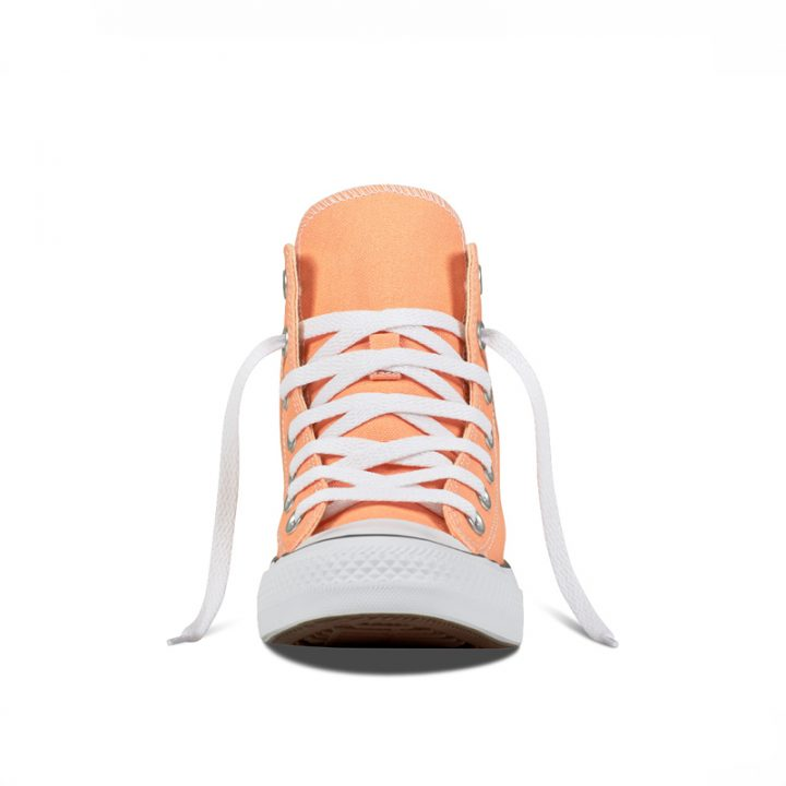 Converse boty Chuck Taylor All Star Fresh Colors Hi Sunset Glow front