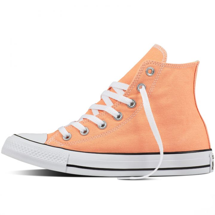 Converse boty Chuck Taylor All Star Fresh Colors Hi Sunset Glow left