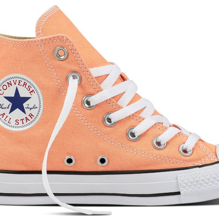Converse boty Chuck Taylor All Star Fresh Colors Hi Sunset Glow main