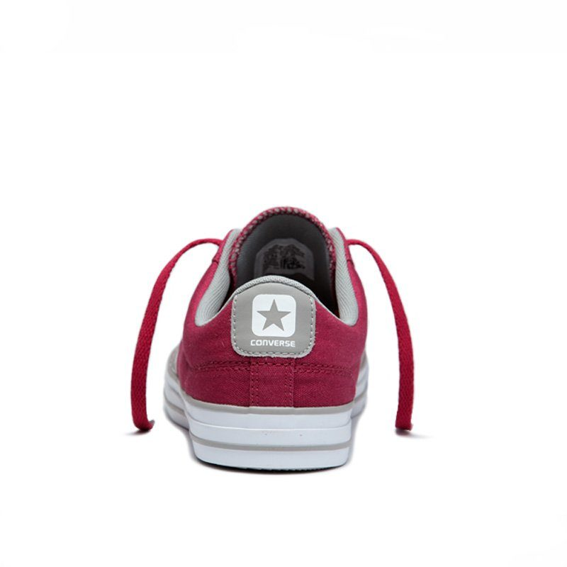 Converse boty Star Player OX Rhubarb Dolphin back