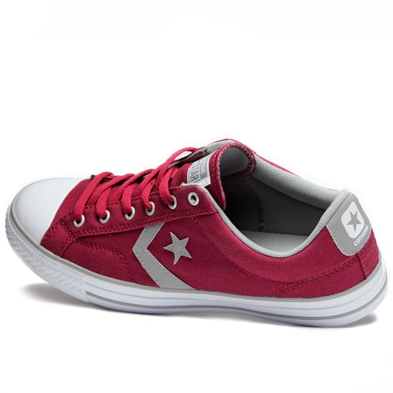 Converse boty Star Player OX Rhubarb Dolphin inside