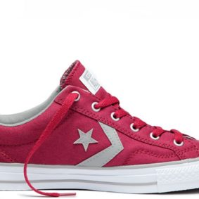 Converse boty Star Player OX Rhubarb Dolphin main