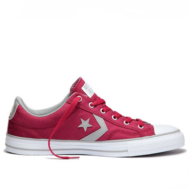 Converse boty Star Player OX Rhubarb Dolphin right