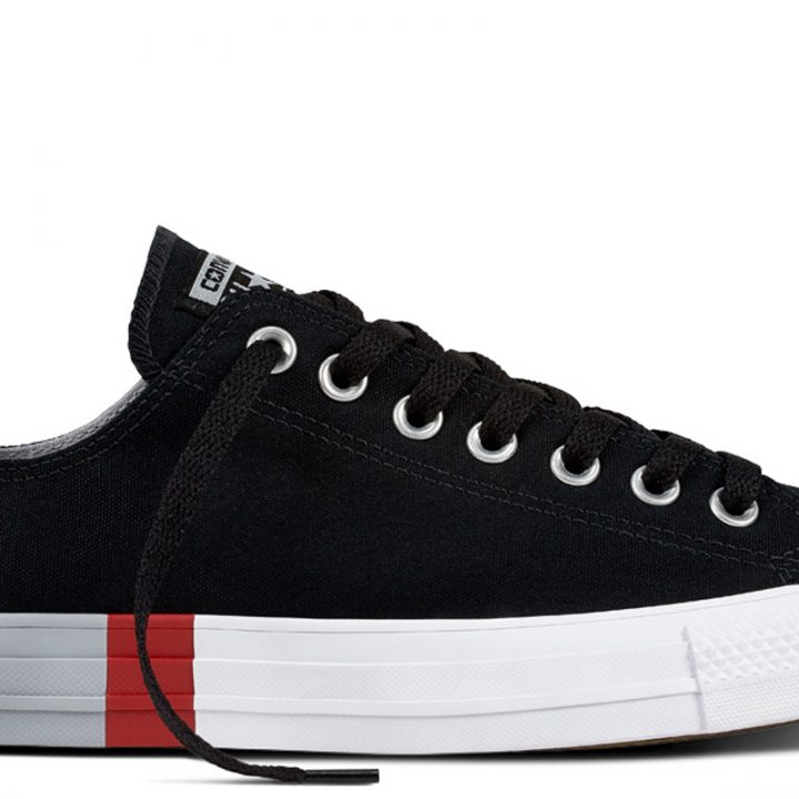 Boty Converse Chuck Taylor All Star Colorblock Ox Black main