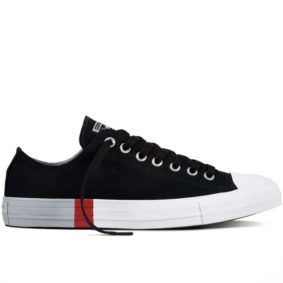 Boty Converse Chuck Taylor All Star Colorblock Ox Black right