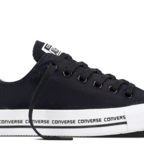 Converse boty Сhuck Taylor All Star Wordmark Black Low right
