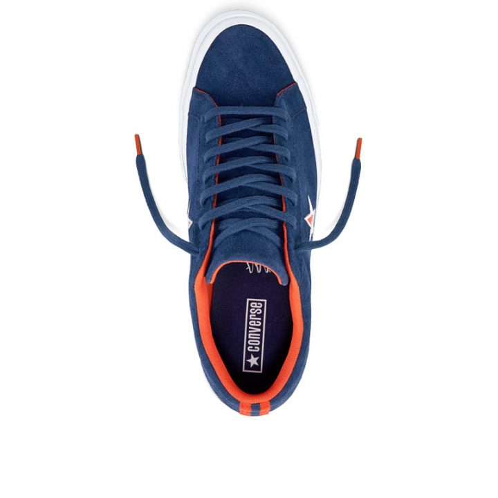 Boty Converse One Star Suede Modler Star Navy top