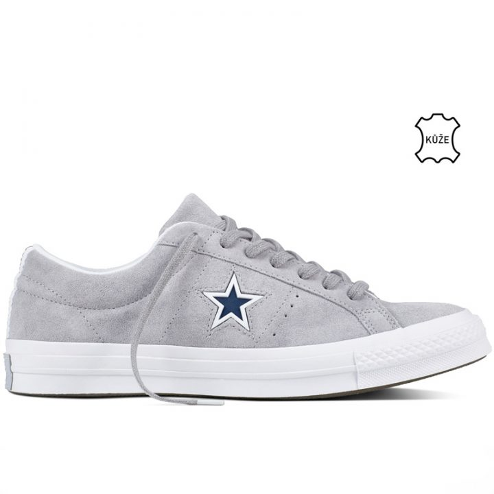 Boty ConverseBoty Converse One Star Suede Modler Star Golf Grey right