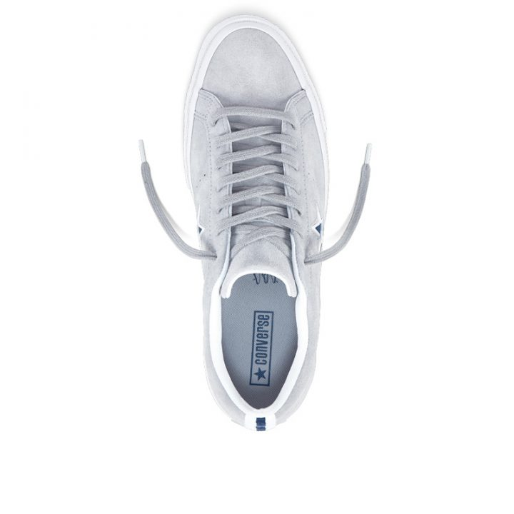 Boty Converse One Star Suede Modler Star Golf Grey top
