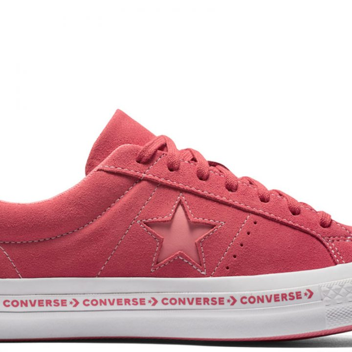 Converse boty One Star OX Paradise Pink main