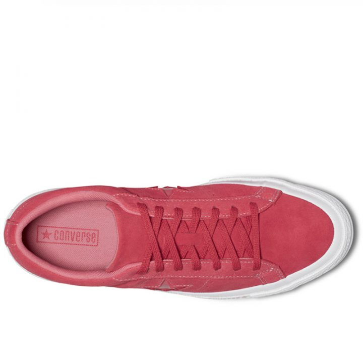 Converse boty One Star OX Paradise Pink top