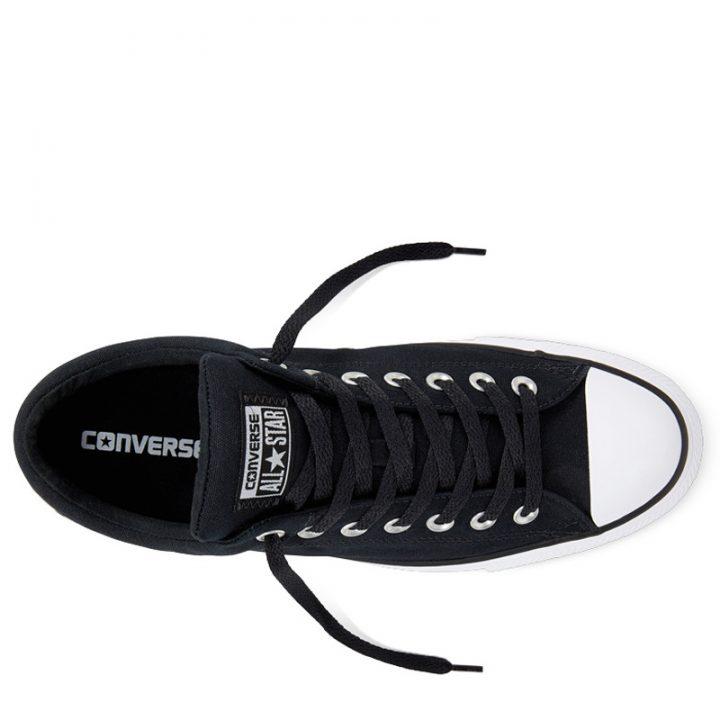 Converse boty Chuck Taylor All Star Street Canvas Black top