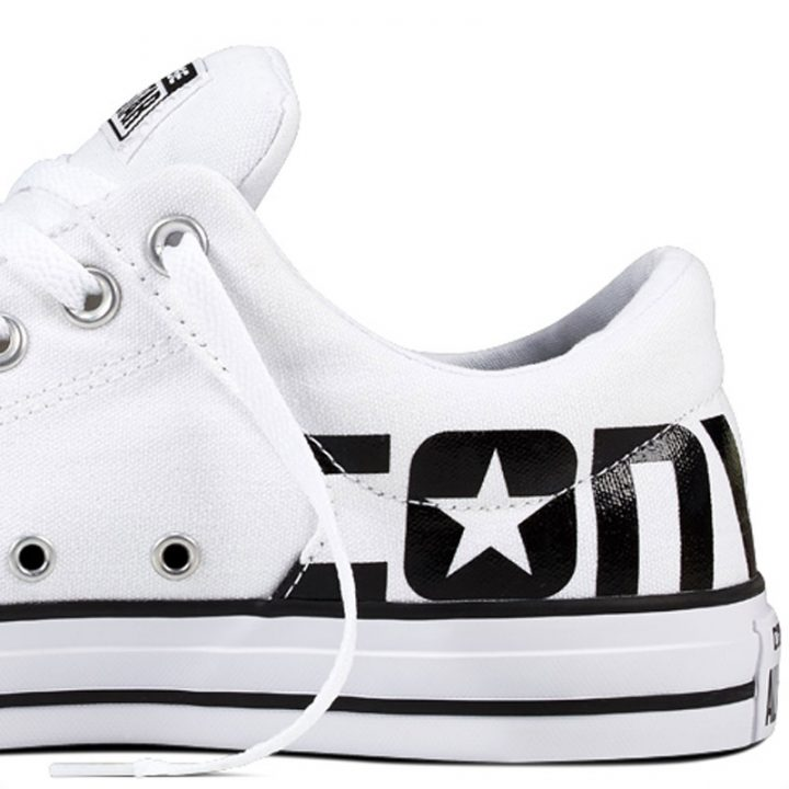 Converse boty Chuck Taylor All Star Street Canvas white detail2