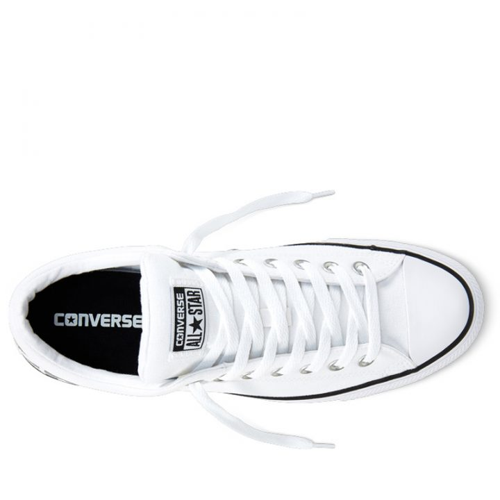 Converse boty Chuck Taylor Street Canvas white top