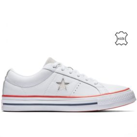 Boty Converse One Star Heritage Low Top White right