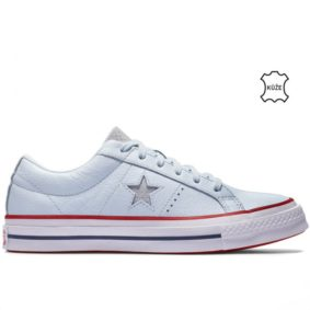 Boty Converse One Star Heritage Low Top Blue Tint right