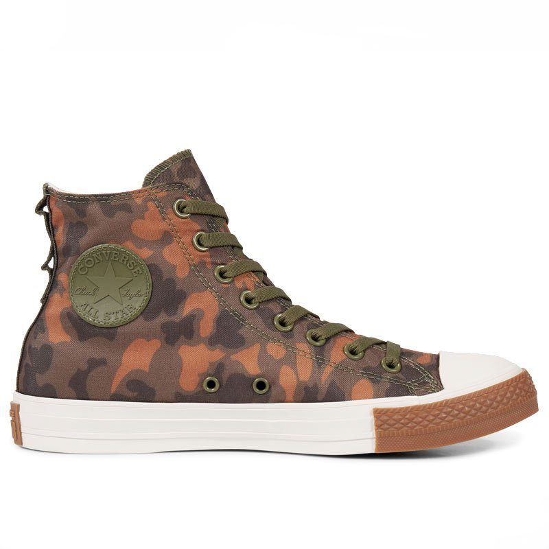 Converse boty Chuck Taylor All Star Cordura High Top right