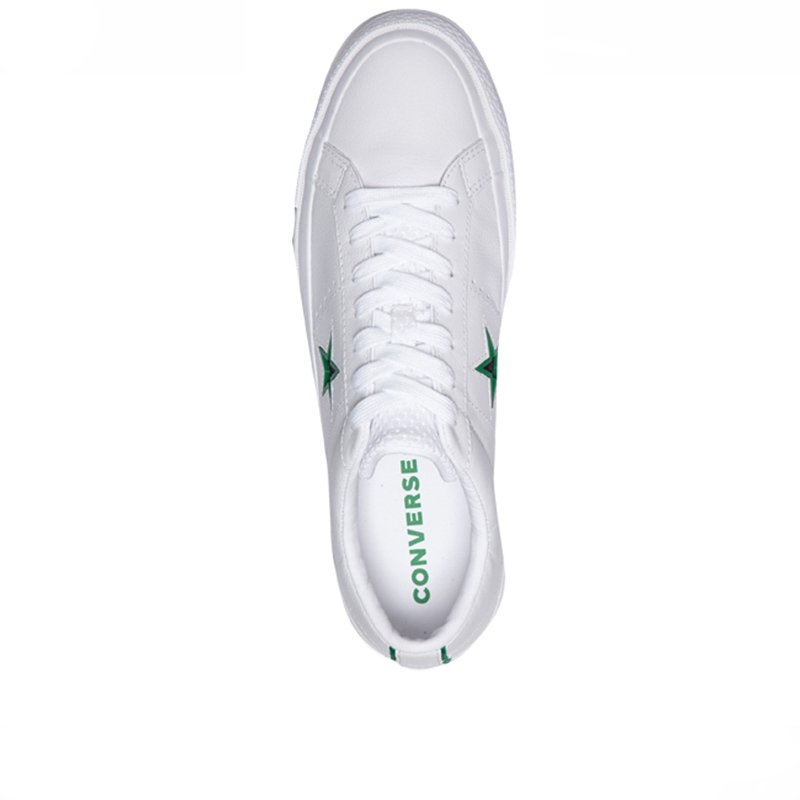 Converse boty One Star Ox Leather White top