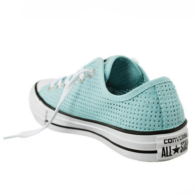 Converse boty All Star Ox Perforation Motel Pool angle