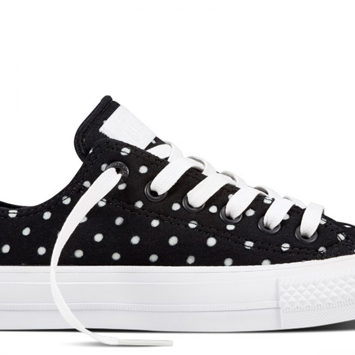 Converse boty Chuck Taylor All Star II Shield Lycra Black main