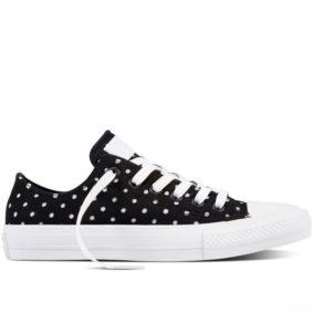 Converse boty Chuck Taylor All Star II Shield Lycra Black right